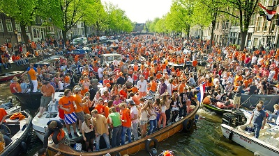Dutch culture - Kingsday