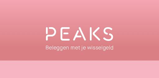 Peaks trading app